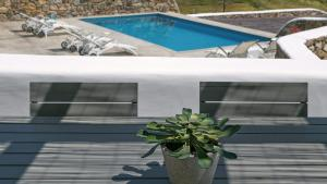 Mykonos Panormos Villas & Suites, Ville  Panormos Mykonos - big - 16