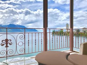 Swiss Riviera Lake