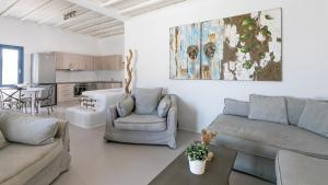 Mykonos Panormos Villas & Suites, Ville  Panormos Mykonos - big - 4
