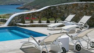 Mykonos Panormos Villas & Suites, Ville  Panormos Mykonos - big - 60