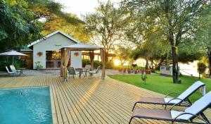 River View Lodge, Lodges  Kasane - big - 36