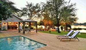 River View Lodge, Lodges  Kasane - big - 39