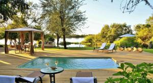 River View Lodge, Lodges  Kasane - big - 22