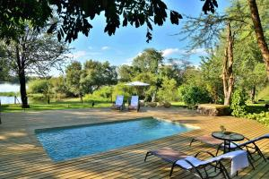 River View Lodge, Lodges  Kasane - big - 37
