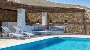 Mykonos Panormos Villas & Suites, Ville  Panormos Mykonos - big - 107