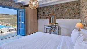 Mykonos Panormos Villas & Suites, Ville  Panormos Mykonos - big - 111