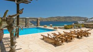 Mykonos Panormos Villas & Suites, Ville  Panormos Mykonos - big - 118