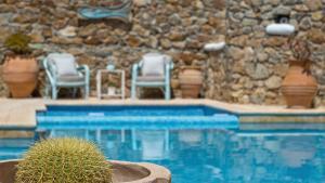 Mykonos Panormos Villas & Suites, Ville  Panormos Mykonos - big - 98