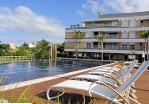 Cobertura Campeche, Appartamenti  Florianópolis - big - 3