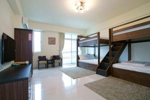 Knight Inn, Privatzimmer  Taitung City - big - 44