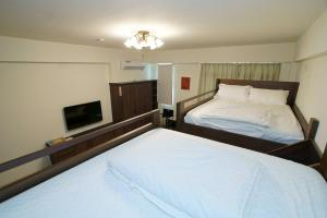 Knight Inn, Privatzimmer  Taitung City - big - 45