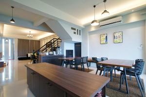 Knight Inn, Privatzimmer  Taitung City - big - 65