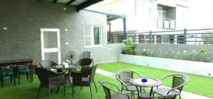 Knight Inn, Privatzimmer  Taitung City - big - 64