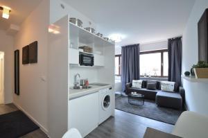 Munich Aparthotel, Апарт-отели  Мюнхен - big - 18