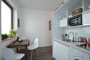 Munich Aparthotel, Apartmánové hotely  Mníchov - big - 19