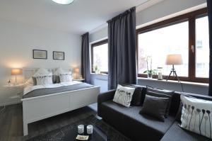 Munich Aparthotel, Apartmánové hotely  Mníchov - big - 21