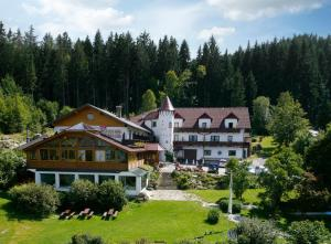 Märchenhotel Waldpension Nebelstein