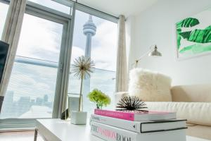 Downtown, MTCC, ACC,CN Tower, Royal York, Apartmány  Toronto - big - 1