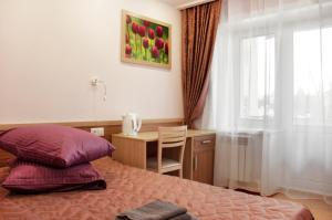 Hotel Buzuli, Hotely  Kurgan - big - 13