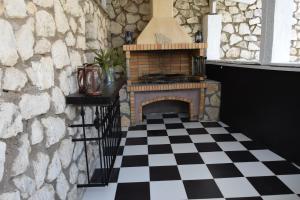 Luxury Villa Athina, Виллы  Никиана - big - 5
