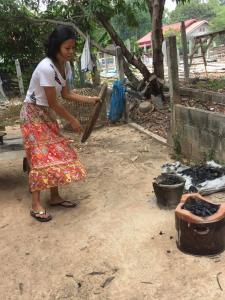 Ada's Place, Гостевые дома  Ubon Ratchathani - big - 71