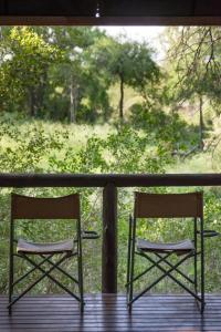 Ndzhaka Tented Camp, Luxury tents  Manyeleti Game Reserve - big - 5
