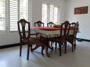 Cokuss Garden House, Виллы  Weliweriya - big - 18