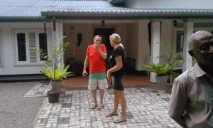 Cokuss Garden House, Виллы  Weliweriya - big - 27