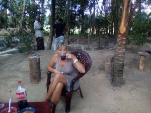 Cokuss Garden House, Виллы  Weliweriya - big - 32