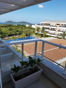 Cobertura Campeche, Appartamenti  Florianópolis - big - 12