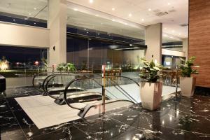 Gran Victory Hotel, Hotely  Juiz de Fora - big - 38