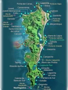 Campeche Homestay, Alloggi in famiglia  Florianópolis - big - 10