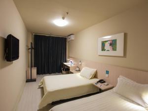 Jinjiang Inn - Beijing Anzhenli, Отели  Пекин - big - 2