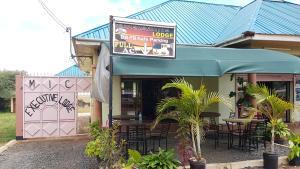 MIC Executive Lodge