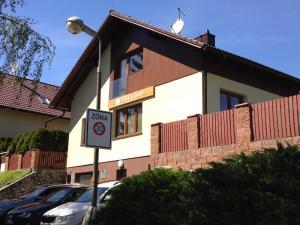 Villa Gap apartments, Penziony  Český Krumlov - big - 43