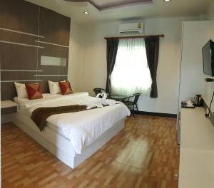 Dusita Grand Resort, Üdülőközpontok  Hatjaj - big - 5