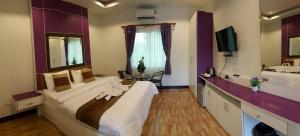 Dusita Grand Resort, Üdülőközpontok  Hatjaj - big - 6