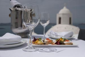 Aigialos Niche Residences & Suites (Fira)