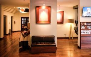 卡米纳里约公寓温泉酒店