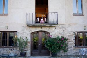 Mas Taniet Hotel Rural, Загородные дома  Benissanet - big - 41