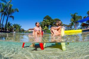 BIG4 Moruya Heads Easts Dolphin Beach Holiday Park
