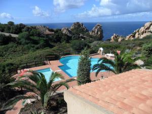Ginepro Giallo, Holiday homes  Costa Paradiso - big - 32