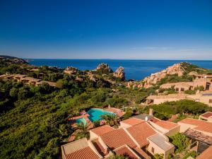 Ginepro Giallo, Holiday homes  Costa Paradiso - big - 17