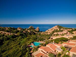Ginepro Giallo, Holiday homes  Costa Paradiso - big - 12