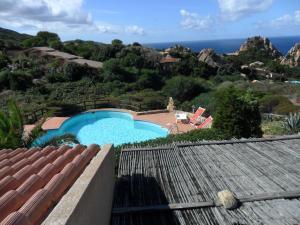 Ginepro Giallo, Holiday homes  Costa Paradiso - big - 10