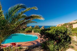Ginepro Giallo, Holiday homes  Costa Paradiso - big - 25