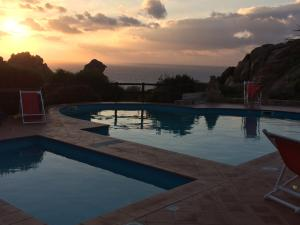 Ginepro Giallo, Holiday homes  Costa Paradiso - big - 26