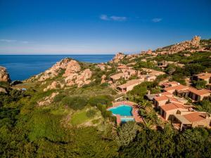 Ginepro Rosso, Ferienhäuser  Costa Paradiso - big - 21