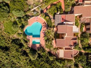 Ginepro Rosso, Holiday homes  Costa Paradiso - big - 14