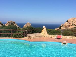 Ginepro Rosso, Ferienhäuser  Costa Paradiso - big - 13